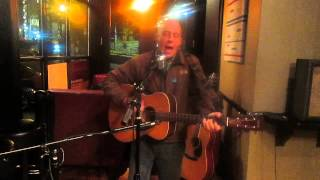 (I Was)Born To Cry(Dion, 1962), Cover by Jim Waugh; 6B Lounge, Bosotn, MA, 5/17/15
