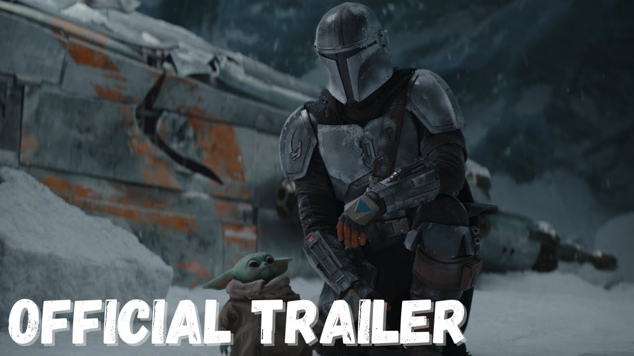 The Mandalorian Season 2 Official Trailer #1