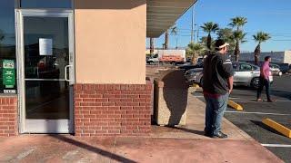 Krispy Kreme closed until 4 pm