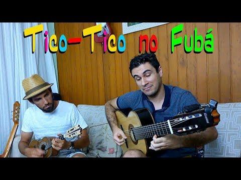 TICO-TICO no FUBÁ (Chorinho) - Fingerstyle Guitar (Marcos Kaiser)