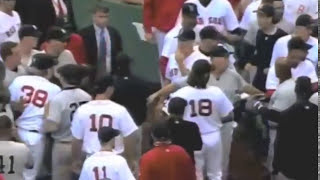 New York Yankees - Boston Red Sox Brawls