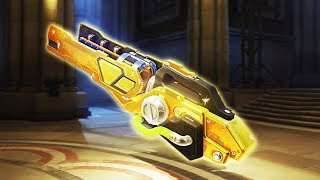 One of Tyrodin's most viewed videos: Overwatch - The WORST Golden Gun