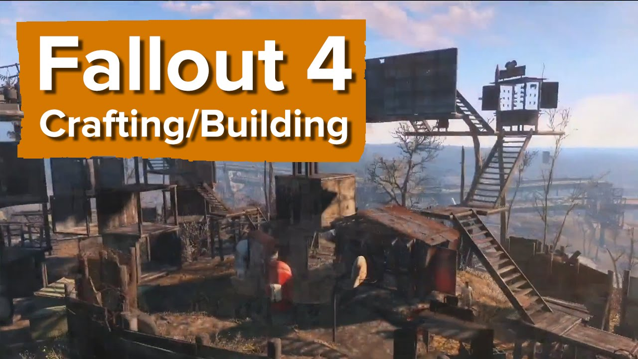 Fallout 4 Crafting Building Pictures Toylab