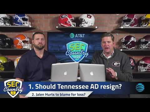 Should Tennessee AD John Currie be fired after Greg Schiano debacle?