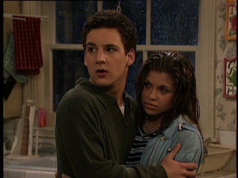 Topanga from boy meets world fucks again - 1 part 5