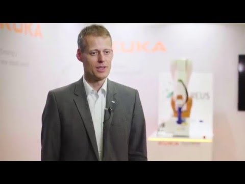 KUKA @ ICRA 2016 - World's Largest Robotics Research Conference