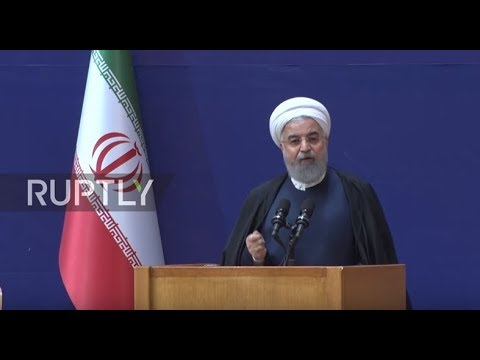 Iran: 'Iran greater than ever' - Rouhani retorts to Trump's anti-Tehran stance