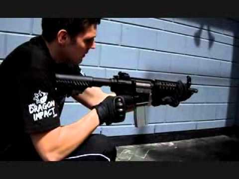 APS M4 CQB / R Airsoft Rifle Carbine
