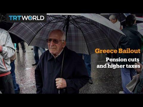Money Talks: The Greek parliament is set to vote on new legislation