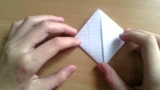 Как сделать мячик из бумаги