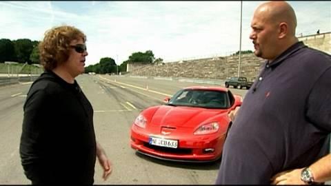 V8-Soundcheck mit Gary Moore BMW M3, Jaguar XK oder Corvette