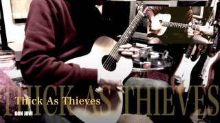 Bon Jovi - Thick As Thieves (cover) 2