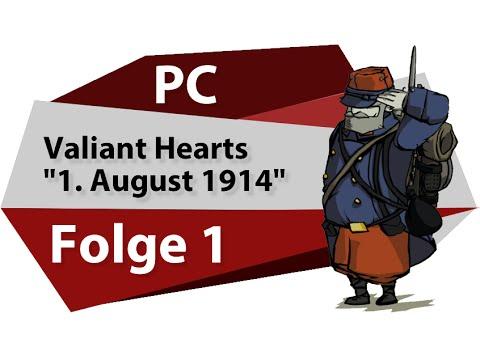 "Valiant Hearts | ""1. August 1914"" | Folge 1"