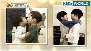 SEOEON & SEOJUN's memorable days  : )[The Return of Superman/2018.04.15]