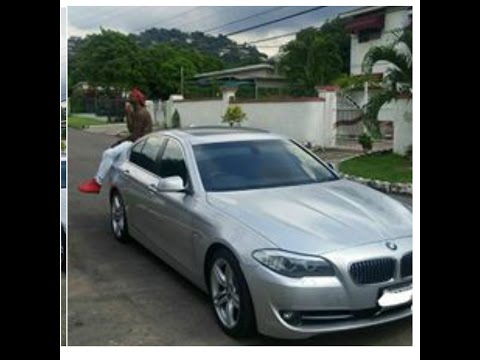 Masicka Buy Brand New BMW 5 Series After A Successful 2016 Year In Dancehall