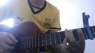 Vâng anh đi đi - cover guitar Michael Hau