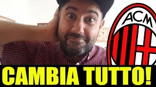 [CLAMOROSO] CAMBIA TUTTO || News Milan