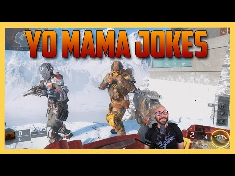 Yo Mama Jokes Competition in Call of Duty! | Swiftor
