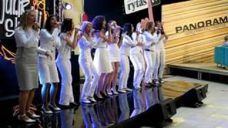 MRU merginų vokalinis ansamblis -