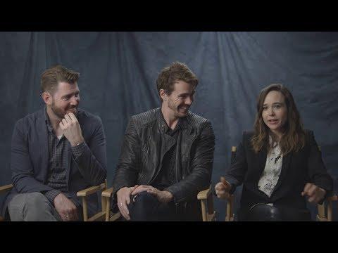 "Deadline Hollywood - Toronto Studio 2017 - ""The Cured""   Ellen Page & Sam Keeley"