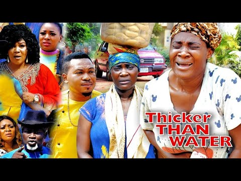 Download THICKER THAN WATER SEASON 7 {NEW TRENDING MOVIE} - MERCY JOHNSON|SMITH NNEBE Latest Nollywood Movie