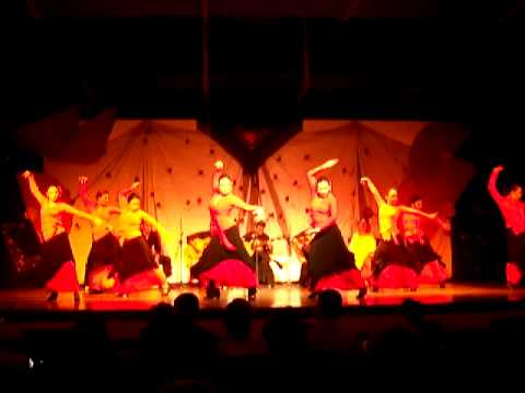 Centro Flamenco Philippines - Tangos/Spotlight