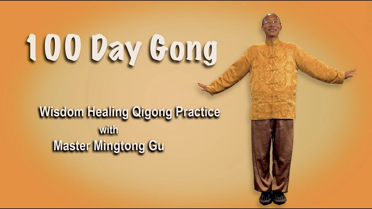 Reduce stress rebuild immunity and resilience  100 DayGong