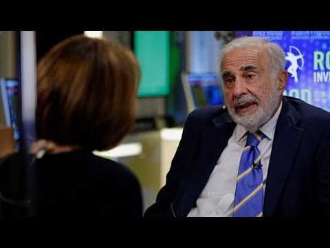 Car Icahn: AIG CEO Is Unwilling To Take Bold Steps To Improve Company