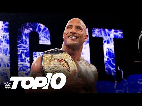 Royal Rumble title changes: WWE Top 10, Jan. 20, 2021