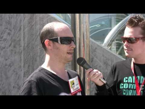 Cammy's Comic-Con Corner 2010 - Part 6