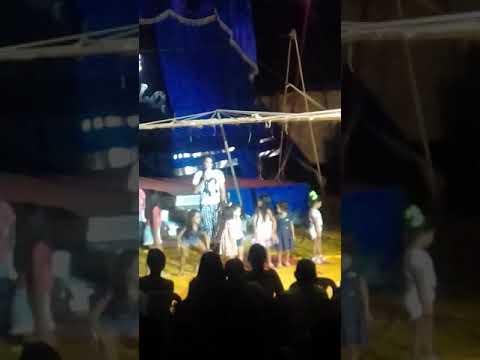 Minha participação no circo los campelos! Em caico