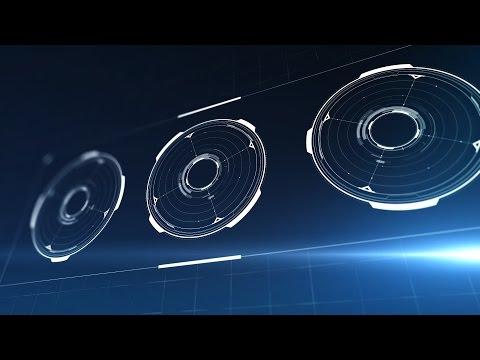 Circular HUD Element - After Effects Tutorial (Advanced Techniques)