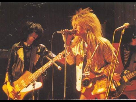 Hanoi Rocks - Oriental Beat (Full Album) 1982