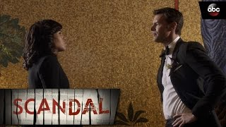Olivia Breaks It Off With Jake - Scandal