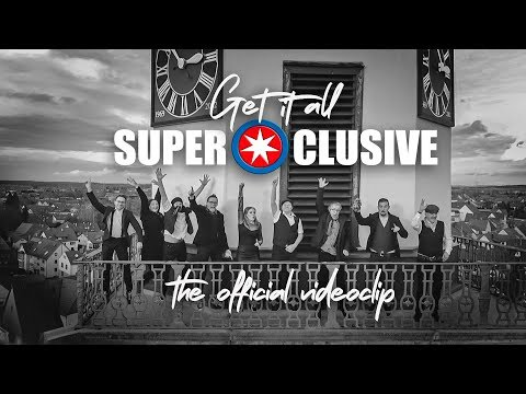 "SUPERCLUSIVE - Album ""On Fire"" - official Video"