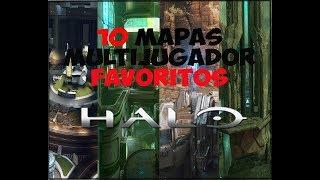Top 10 Mejores mapas de todo Halo (Opinión)