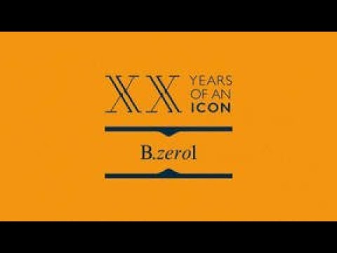 BVLGARI - B.zero1 - XX YEARS OF AN ICON