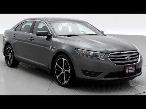 2014 Ford Taurus SEL | Alloy Wheels, HUGE Value | ridetime.ca