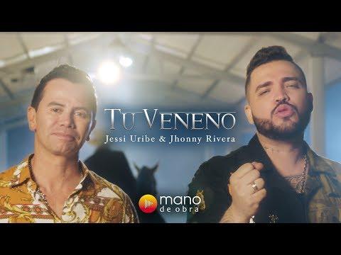 Jessi Uribe, Jhonny Rivera - Tu Veneno (Video Oficial)