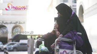 Impian Bahagia Umniyyatul Azizah Pemenang #MomenBersamaIbu Pergi Umrah Gratis