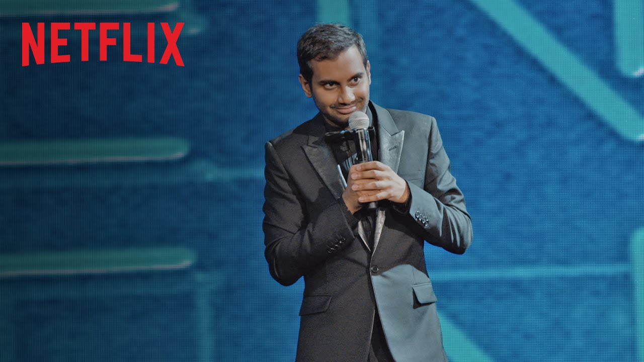 Aziz Ansari Live At Madison Square Garden Hookup