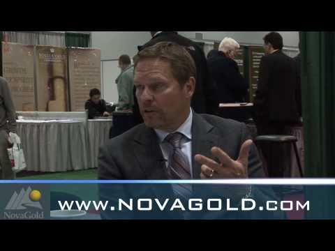 Industry Watch: Nova Gold President Talks About Donlin And Galore Creek Gold Deposits