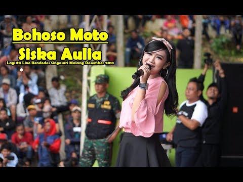 Bohoso Moto - Siska Aulia Lagista Live Kendedes Singosari Malang Desember 2018