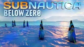 Subnautica Below Zero #01 | Dauerfrost und außerirdische Pinguine | Gameplay German Deutsch thumbnail