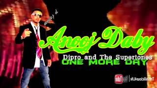 Anooj Daby - One More Day ( 2013 Chutney Music ) 5***** Band new release