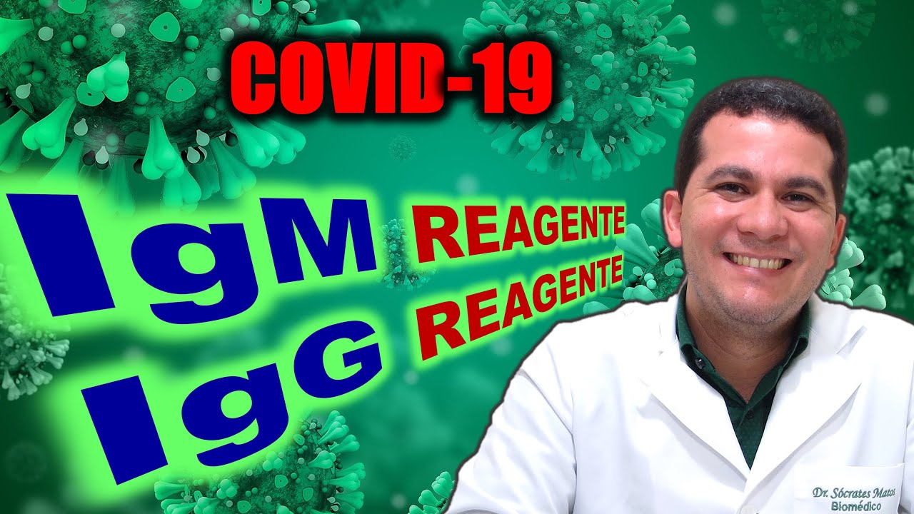 Download COVID-19: IgM Reagente e IgG Reagente