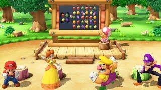 All New Mini Games (Hidden Games) - Super Mario Party