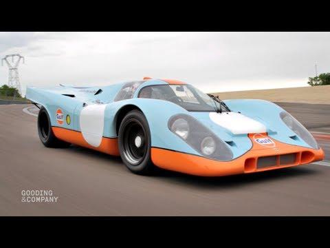 REVealed: 1970 Porsche 917K