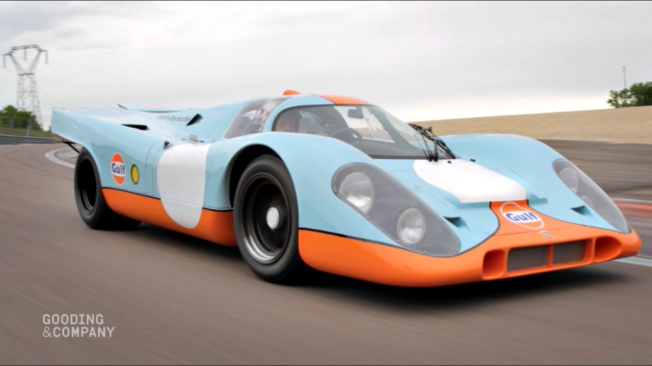 REVealed: 1970 Porsche 917K - YouTube