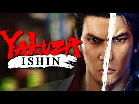 SEGA's Japan Exclusive PlayStation Game: Yakuza Ishin - Region Locked Feat. Greg